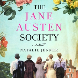 The Jane Austen Society Book Cover - Click to open Audiobooks panel