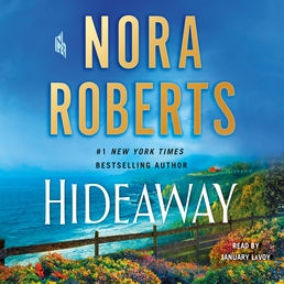 Hideaway Book Cover - Click to open Audiobooks panel
