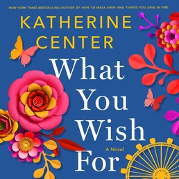 What You Wish For Book Cover - Click to open Audiobooks panel