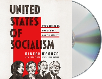 United States of Socialism Book Cover - Click to open Coming Soon panel