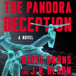The Pandora Deception Book Cover - Click to open Audiobooks panel