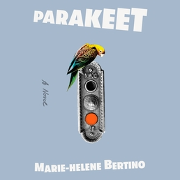 Parakeet Book Cover - Click to open Audiobooks panel