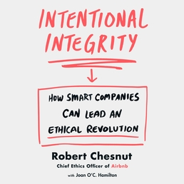 Intentional Integrity Book Cover - Click to open Audiobooks panel