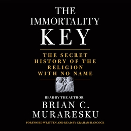 The Immortality Key Book Cover - Click to open Audiobooks panel