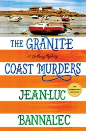 The Granite Coast Murders Book Cover - Click to open New Releases panel