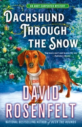 Dachshund Through the Snow Book Cover - Click to open Coming Soon panel
