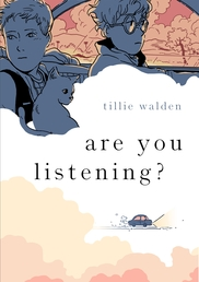 Are You Listening? Book Cover - Click to open :01 Collection panel