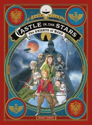 Castle in the Stars: The Knights of Mars Book Cover - Click to open :01 Collection panel