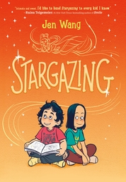 Stargazing Book Cover - Click to open :01 Collection panel