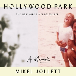 Hollywood Park Book Cover - Click to open Audiobooks panel