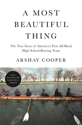A Most Beautiful Thing Book Cover - Click to open Coming Soon panel