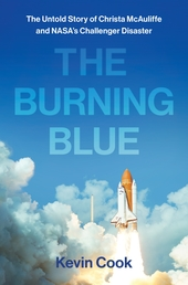 The Burning Blue Book Cover - Click to open Henry Holt panel