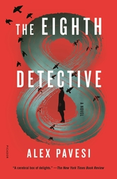 The Eighth Detective Book Cover - Click to open New Releases panel