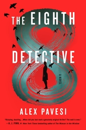 The Eighth Detective Book Cover - Click to open Top Sellers panel
