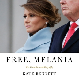 Free, Melania Book Cover - Click to open Audiobooks panel