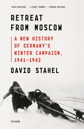 Retreat from Moscow Book Cover - Click to open New Releases panel