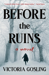 Before the Ruins Book Cover - Click to open Henry Holt panel