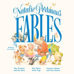 Natalie Portman's Fables Book Cover - Click to open Young Listener panel