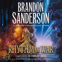Rhythm of War Book Cover - Click to open Audiobooks panel