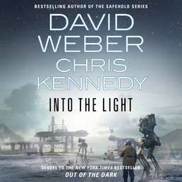 Into the Light Book Cover - Click to open Audiobooks panel