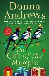 The Gift of the Magpie Book Cover - Click to open New Releases panel
