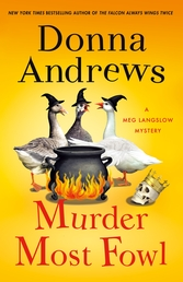 Murder Most Fowl Book Cover - Click to open Coming Soon panel
