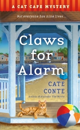 Claws for Alarm Book Cover - Click to open Coming Soon panel