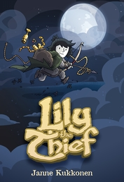 Lily the Thief Book Cover - Click to open :01 Collection panel