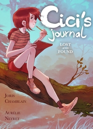 Cici's Journal: Lost and Found Book Cover - Click to open New Releases panel
