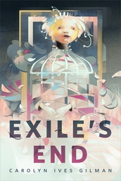 Exile's End Book Cover - Click to open New Releases panel