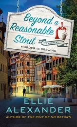 Beyond a Reasonable Stout Book Cover - Click to open Coming Soon panel