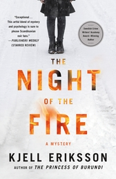 The Night of the Fire Book Cover - Click to open New Releases panel