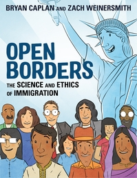 Open Borders Book Cover - Click to open :01 Collection panel