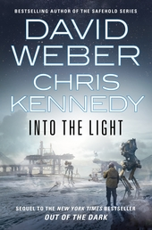 Into the Light Book Cover - Click to open New Releases panel