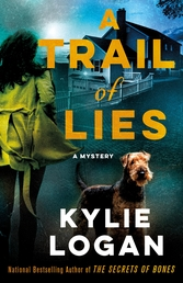 A Trail of Lies Book Cover - Click to open Coming Soon panel