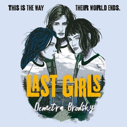 Last Girls Book Cover - Click to open Young Listener panel