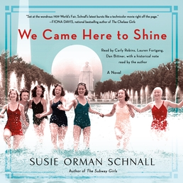 We Came Here to Shine Book Cover - Click to open Coming Soon panel