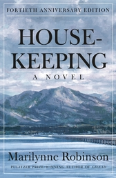 Housekeeping (Fortieth Anniversary Edition) Book Cover - Click to open Top Sellers panel
