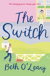The Switch Book Cover - Click to open Coming Soon panel