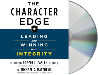 The Character Edge Book Cover - Click to open Audiobooks panel