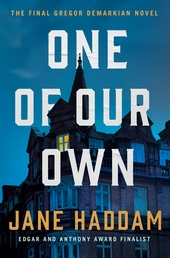 One of Our Own Book Cover - Click to open New Releases panel