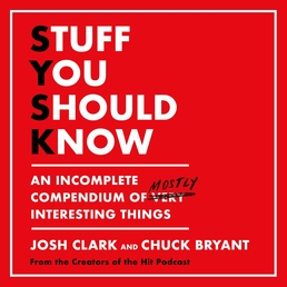 Stuff You Should Know Book Cover - Click to open Audiobooks panel