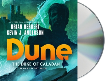 Dune: The Duke of Caladan Book Cover - Click to open Audiobooks panel