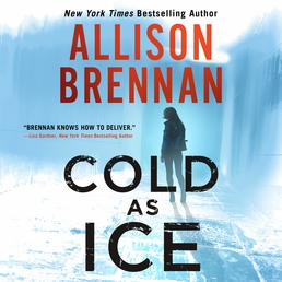 Cold as Ice Book Cover - Click to open Coming Soon panel