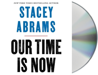 Our Time Is Now Book Cover - Click to open Coming Soon panel