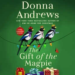 The Gift of the Magpie Book Cover - Click to open Audiobooks panel
