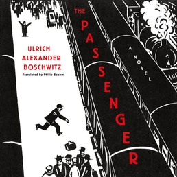 The Passenger Book Cover - Click to open Audiobooks panel