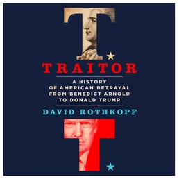Traitor Book Cover - Click to open Audiobooks panel