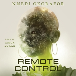 Remote Control Book Cover - Click to open Audiobooks panel