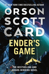 Ender's Game Book Cover - Click to see book details